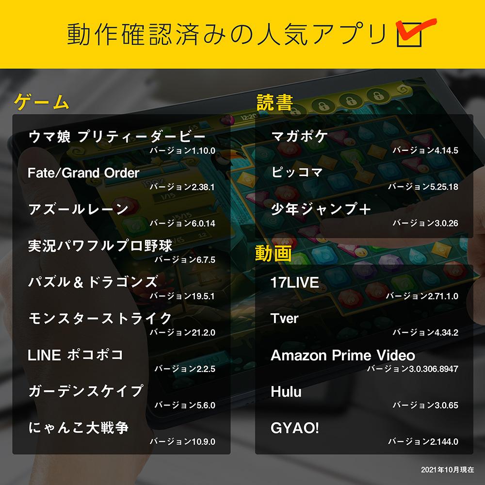 IRIE タブレット 10インチ Android 9.0 64GB デュアル カメラ 3GB DDR3 microSDカード FM ラジオ チューナー miniHDMI USB Wi-Fi Bluetooth GPS FFF SMART LIFE CONNECTED - FFF-TAB10