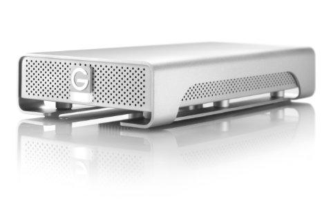 HGST G-Drive  2TB 再生外付けHDD 0G02531 3.5 Firewire800(9pin)  2ポート USB3.0 SATA2