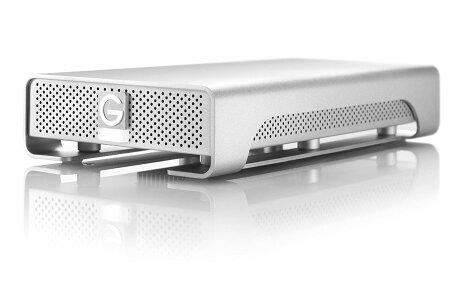 HGST G-Drive  3TB 再生外付けHDD 0G01974 3.5 Firewire800(9pin)  2ポート USB2.0 SATA2