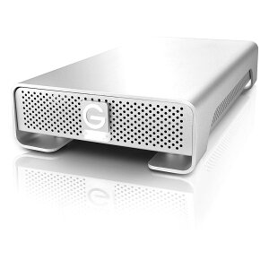HGST G-Drive  4TB 再生外付けHDD 0G02539 3.5 Firewire800(9pin)  2ポート USB3.0 SATA2