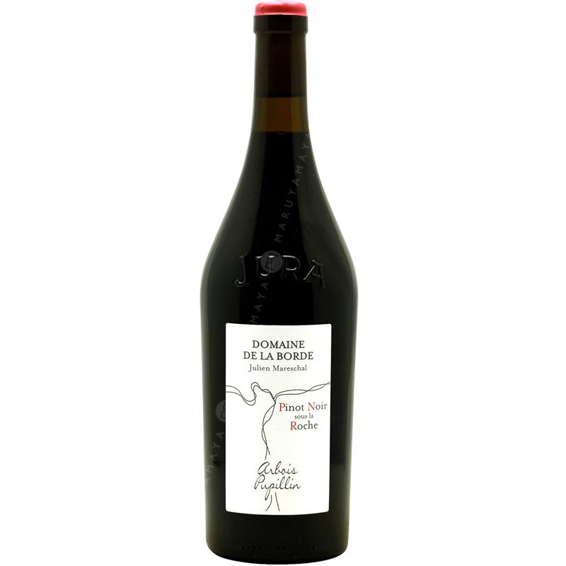 ピノ・ノワール・スー・ラ・ロッシュ [2019] ドメーヌ・ド・ラ・ボルド  Domaine de la Borde Pinot Noir Sous La Roche