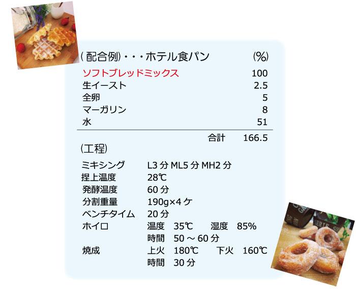 (PB)丸菱 ソフトブレッドミックス 10kg(常温)