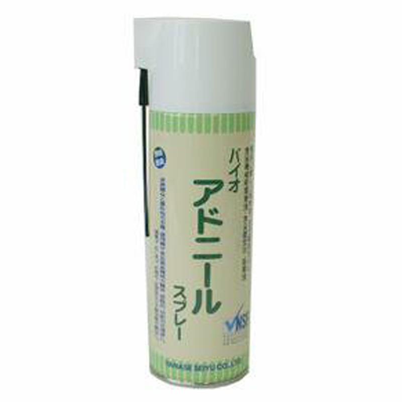 食品機械用油 バイオ アドニールスプレー 480ml ノズル付き (常温)