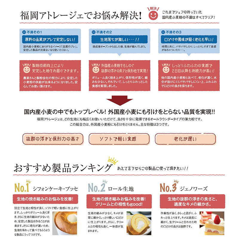 福岡アトレージェ 10KG