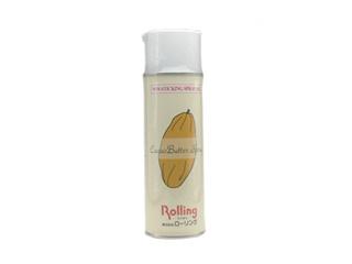 中沢乳業 剥離油 離型油 カカオバタースプレー 300g(常温)