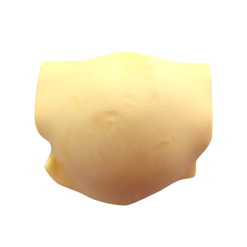 イズム 冷凍パン生地 メロンパン成型品183 / 90g×50個