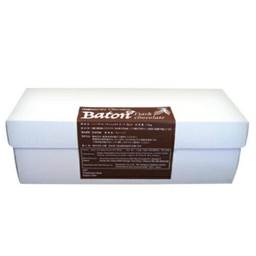 ベリーズ コンパウンド バトンショコラ ダーク 8cm 1.5kg (夏季冷蔵)(PB)