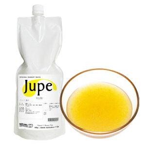 (お取り寄せ商品)ナリヅカ ジュペ 濃縮ペースト 柚子 1kg(冷蔵)