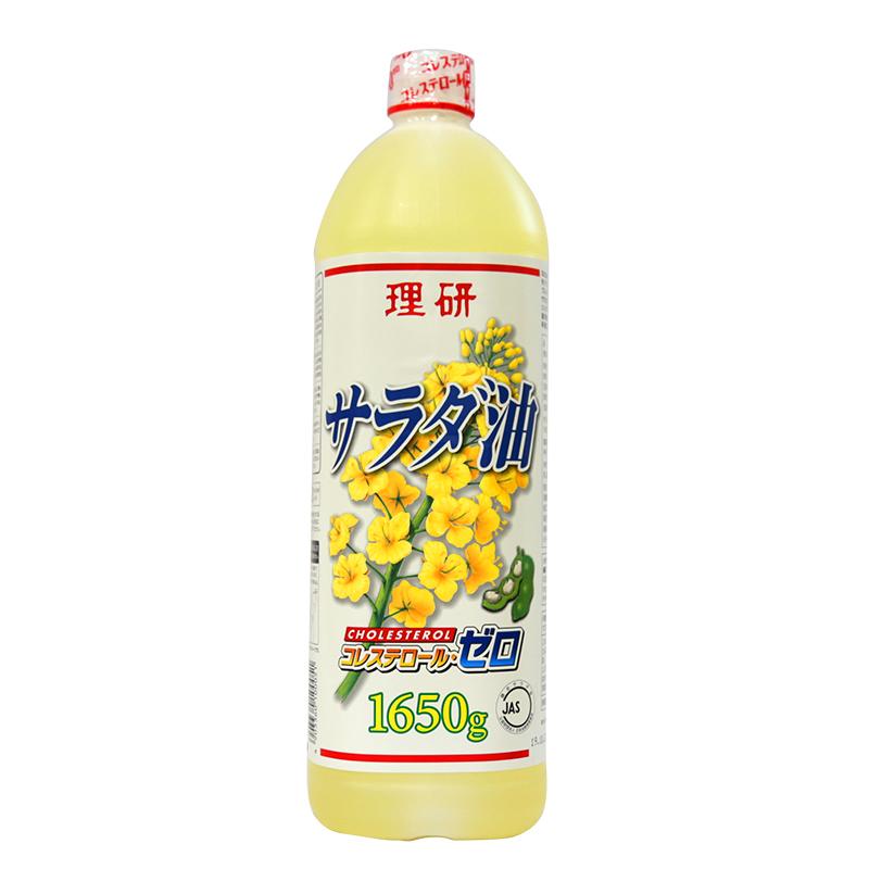 理研 調合サラダ油 1650g(常温)