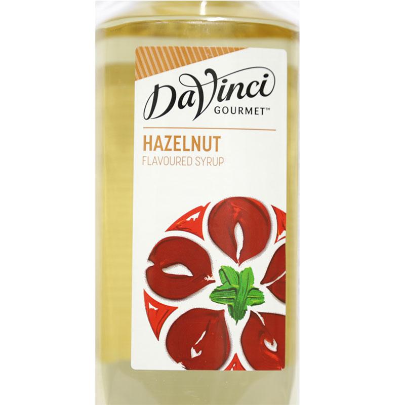 DAVINCI (ダヴィンチ) (ダビンチ) ヘーゼルナッツシロップ 750ml (常温)