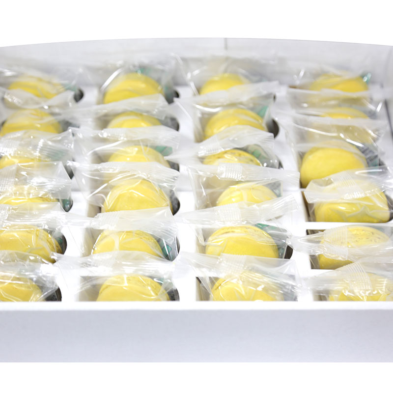 Rマカロン(常温保存可) バナナ / 24個