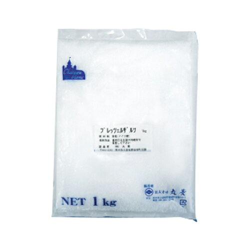 (PB)丸菱 岩塩100% プレッツェルザルツ 1kg(常温)