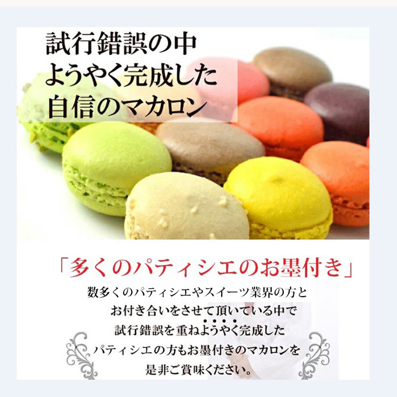 Rマカロン(常温保存可) 日向夏 / 24個