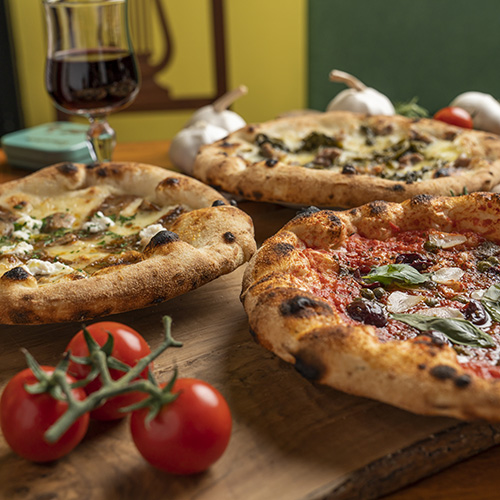 【お好きなピザが選べるお得なセット】選べる6枚 ナポリピザセット