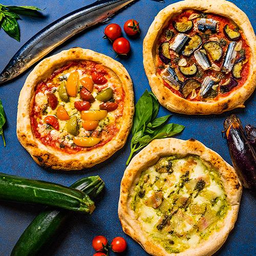 【30セット限定】月替わり 旬の贅沢グルメピザ 3枚セット