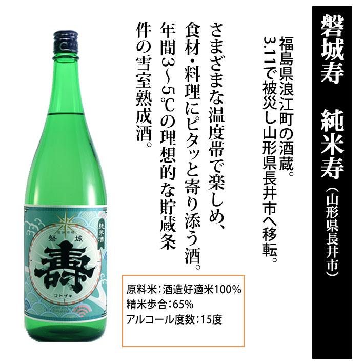 日本酒 飲み比べ 寿セット 720ml×3本セット 送料無料 敬老の日 ギフト