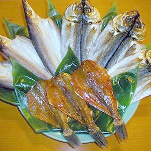 旬の干物詰め合わせ (3種入り)