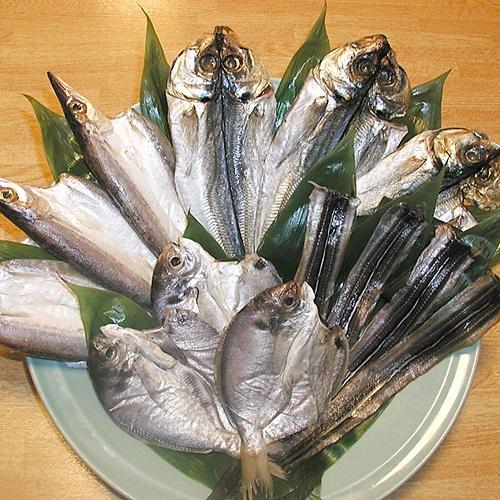 旬の干物詰め合わせ (4種入り)