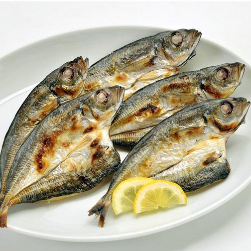 アジの干物(塩)