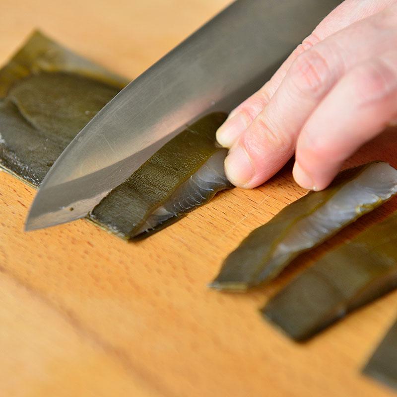 八百姫ひらめ(お刺身・昆布〆)セット 丼のタレ付き