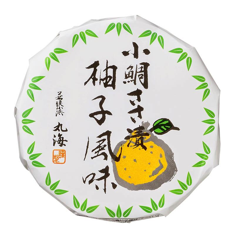 小鯛ささ漬 柚子風味 半樽 70g