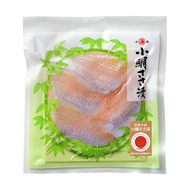 【送料無料】小鯛ささ漬 真空40g