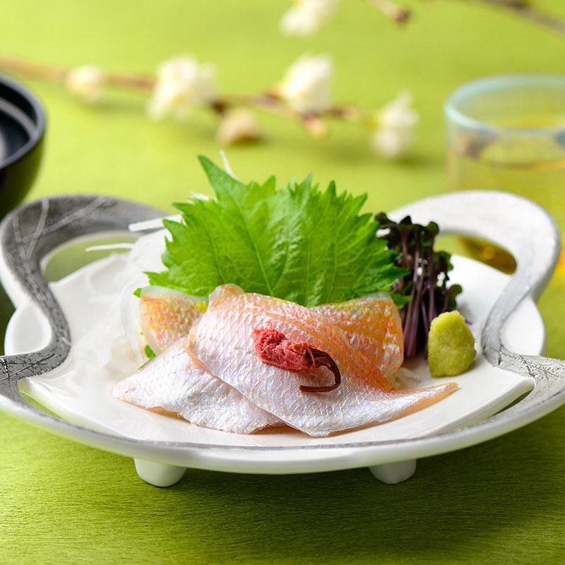 桜香小鯛 半樽 70g