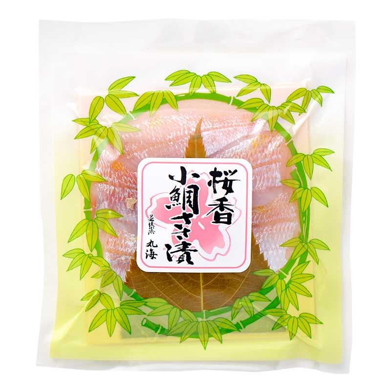 桜香小鯛 真空40g