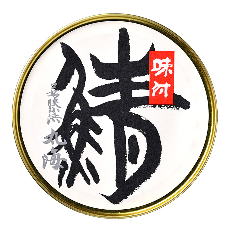 鯖 味付缶
