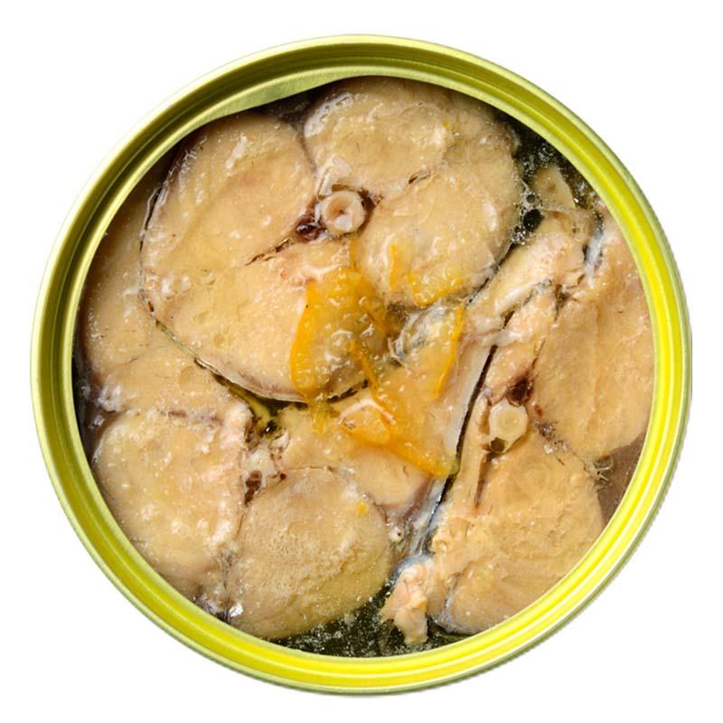 鯖水煮缶 柚子風味