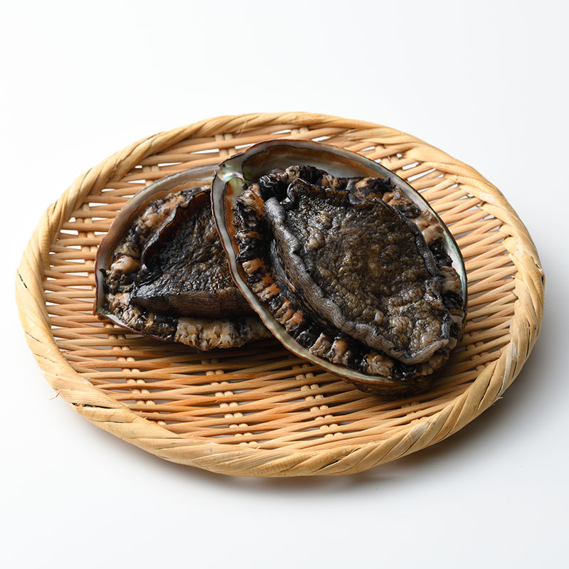 天然黒アワビ(200g以上)