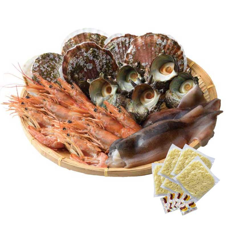 海鮮BBQ Cセット(4〜5人前)