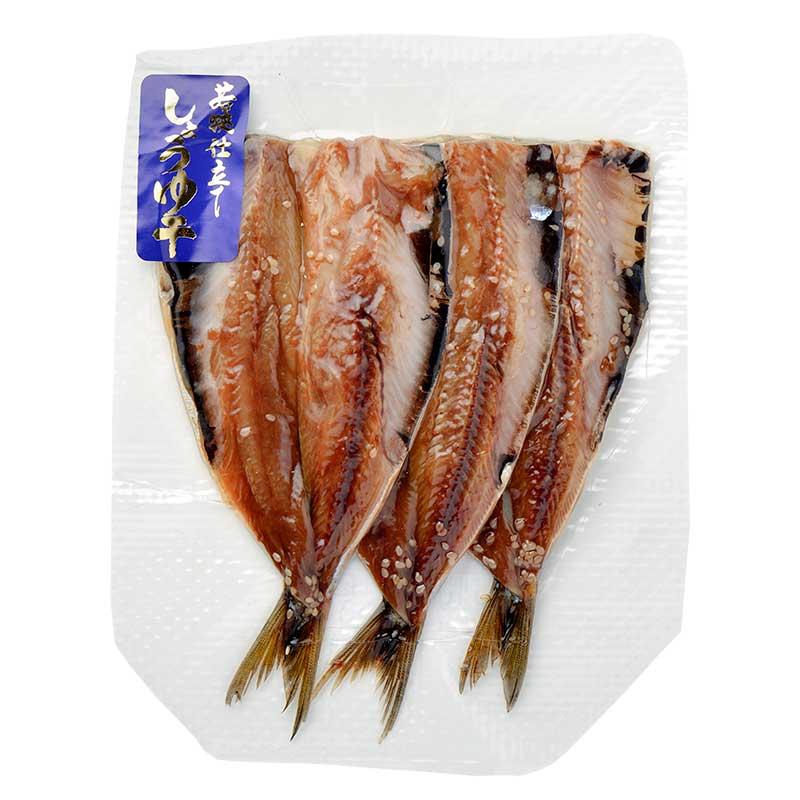いわし醤油干(3尾)
