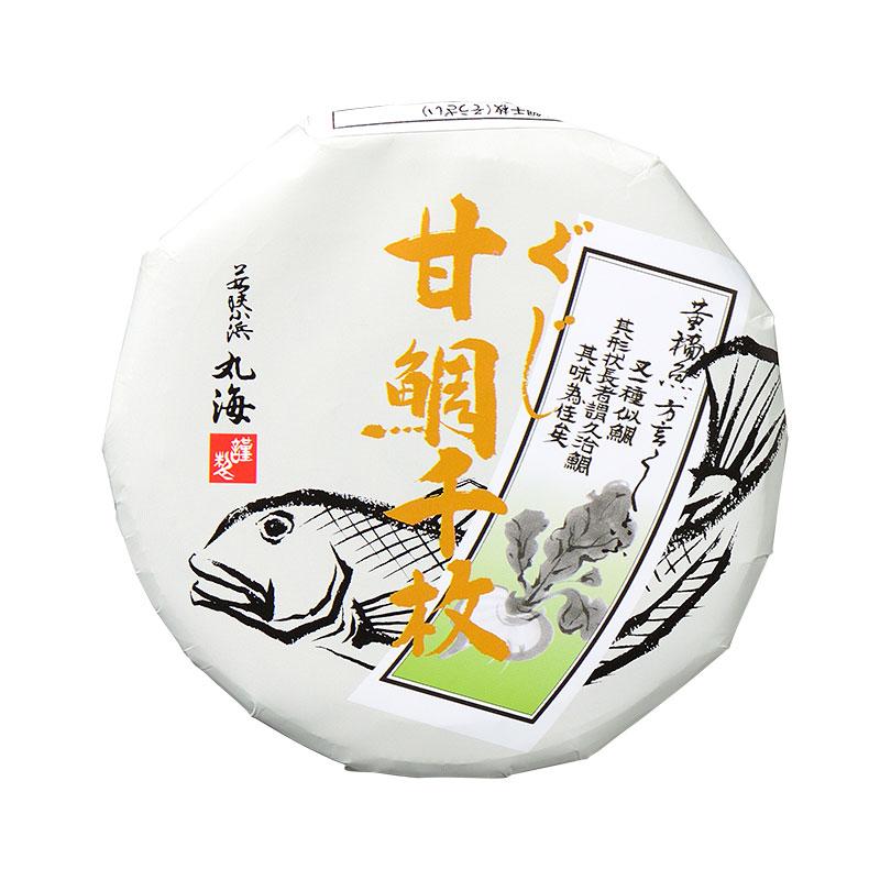 甘鯛(ぐじ)千枚 半樽 80g