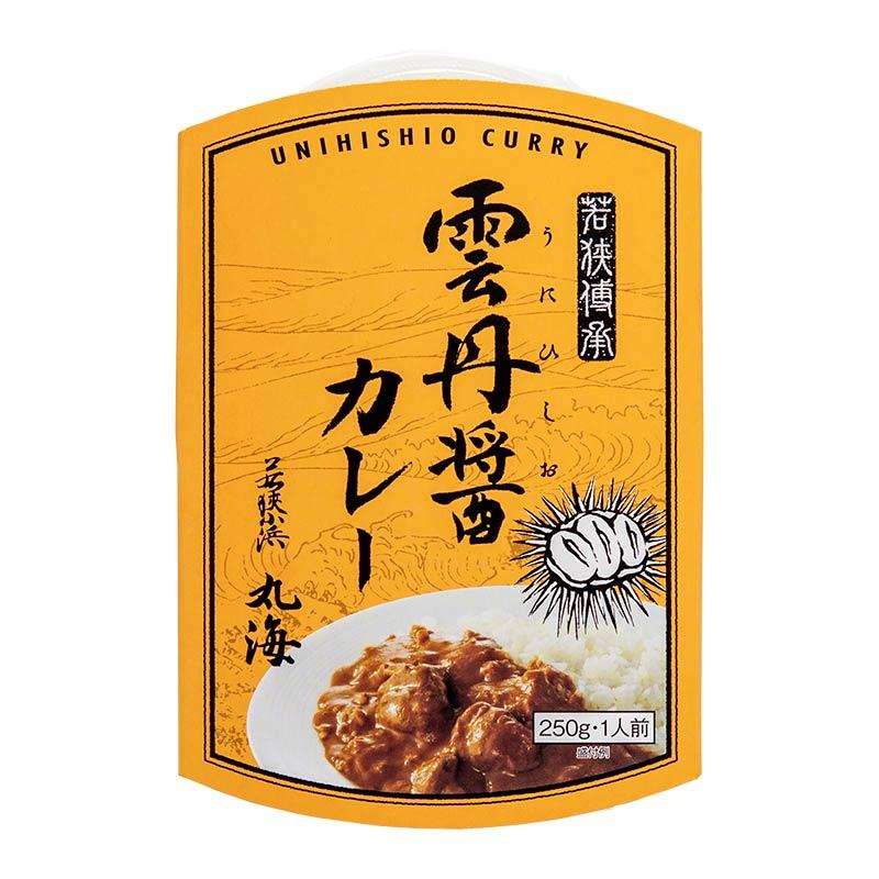 雲丹醤カレー