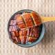 【送料無料】鹿児島県産 うなぎ蒲焼き 約200g×2尾 (タレ、山椒付き)