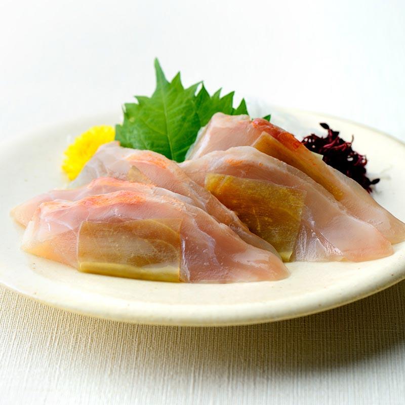 金目鯛昆布〆 半樽 70g