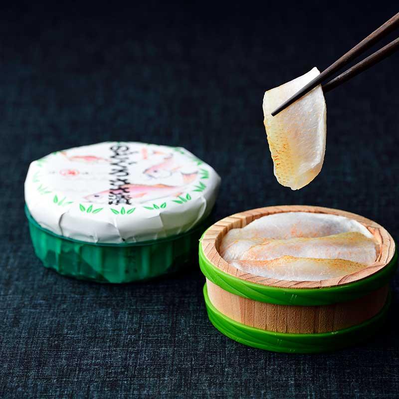 笹漬膳5ヶ入(小鯛ささ漬・のどぐろささ漬・さよりささ漬・甘えび昆布〆・すずき昆布〆)