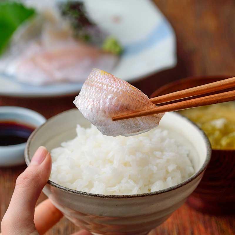 笹漬膳6ヶ入(小鯛・小あじ・さより・甘えび・のどぐろ・金目鯛)
