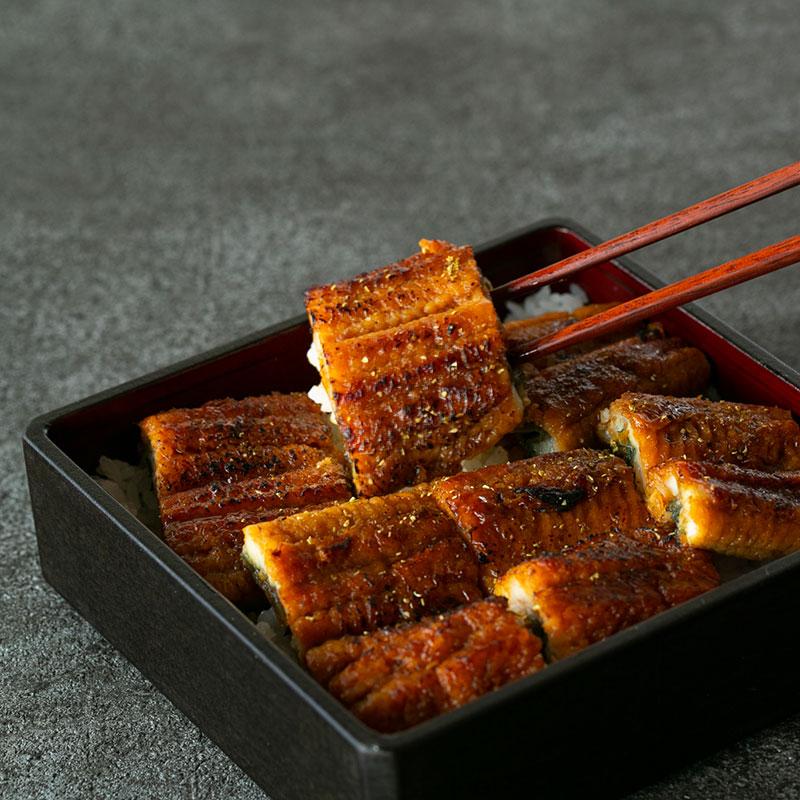 愛知県 三河一色 うなぎ蒲焼き 2尾