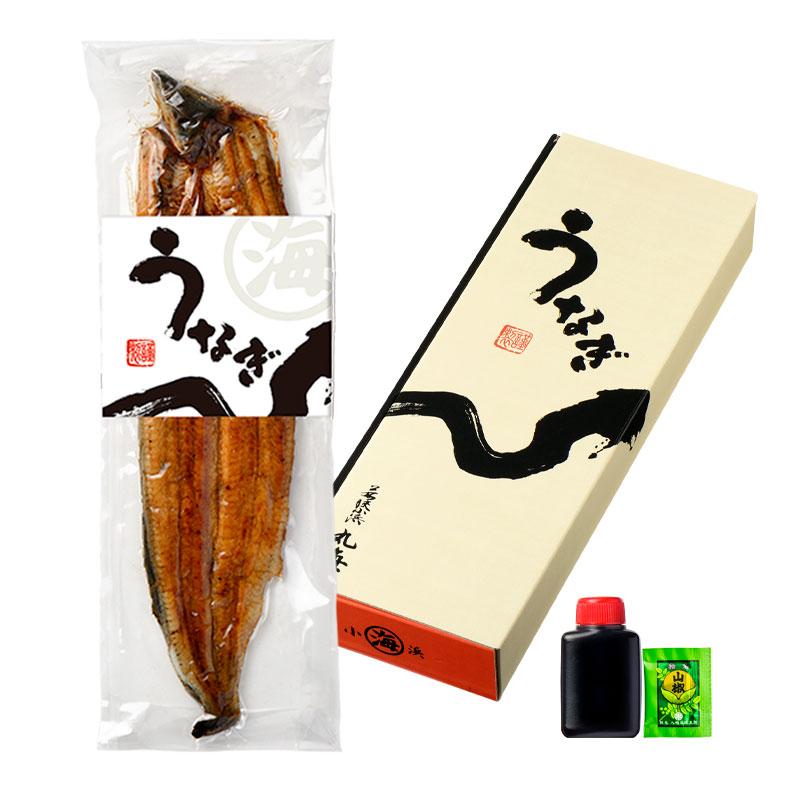 愛知県 三河一色 うなぎ蒲焼き 1尾
