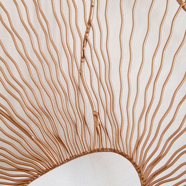 SENSO d VITA(センソ デ ヴィッタ) 華 壁飾り 壁掛け ウォール アート オブジェ WALL-ARTS ウォールアーツ