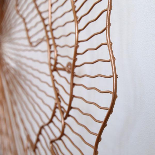 華 壁飾り 壁掛け ウォール アート オブジェ WALL-ARTS ウォールアーツ SENSO d VITA(センソ デ ヴィッタ)