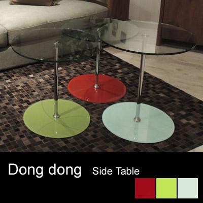 【展示品】 ROCKSTONE(ロックストーン)  DONG DONG(ドンドン) サイドテーブル