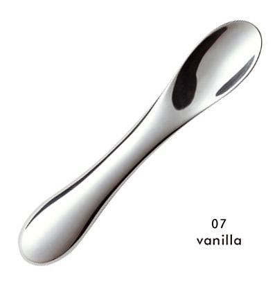 アイスクリームスプーン <br>15.0% パフェ No.07 08 09 アイスクリーム専用スプーン 15% アイススプーン 溶ける スプーン 熱伝導 LEMNOS ( レムノス )