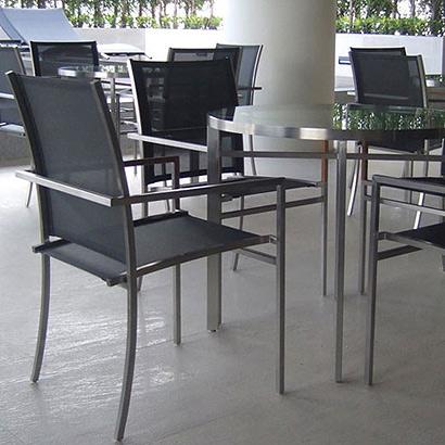 SENSO d VITA(センソ デ ヴィッタ) TT(ティーティー) Dining Armchair
