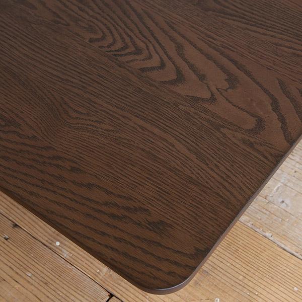 エックスリフト2 昇降式ダイニングテーブル 無垢 120 135