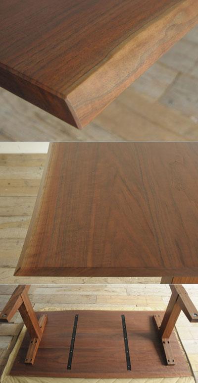 奏(カナデ)ダイニングテーブル 無垢