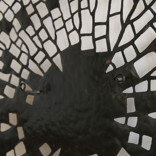 SENSO d VITA(センソ デ ヴィッタ) 蓮 壁飾り 壁掛け ウォール アート オブジェ WALL-ARTS ウォールアーツ