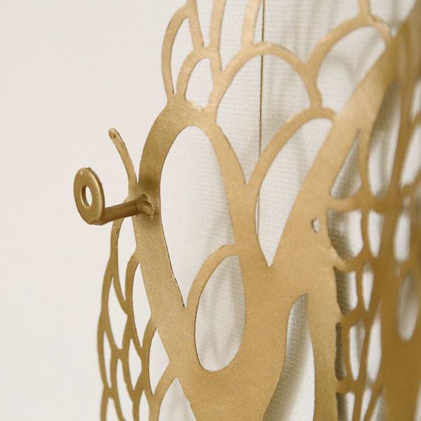 羽 壁飾り 壁掛け ウォール アート オブジェ WALL-ARTS ウォールアーツ SENSO d VITA(センソ デ ヴィッタ)
